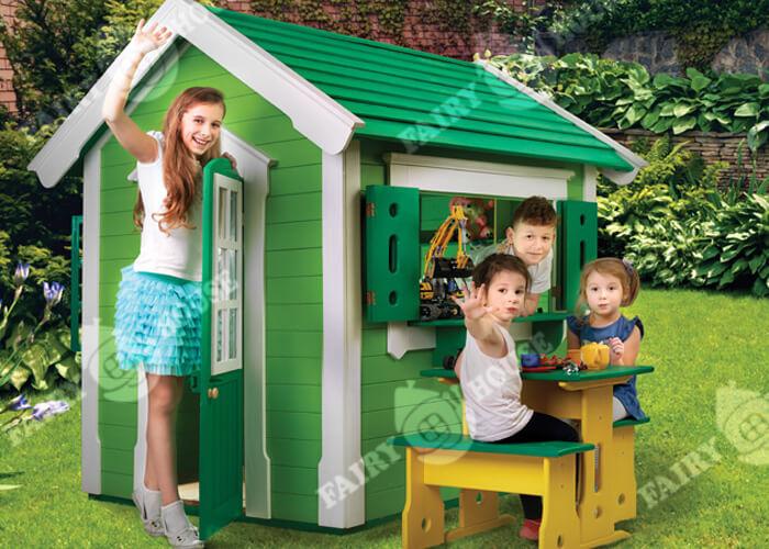 Ігрові будиночки для дітей віком від 4 до 10 років