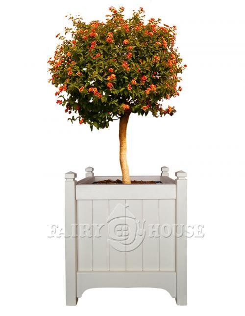 Дерев'яний КВІТНИК для рослин Версаль Д55*Ш55*В60