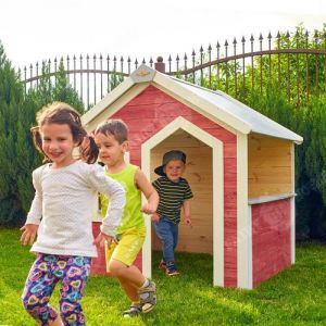 Дерев'яний будиночок Сонячного міста для дітей (3) фото 2