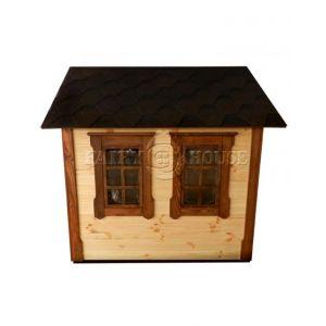 Дерев'яний вуличний будиночок Мініпутів для дітей(1) фото 9