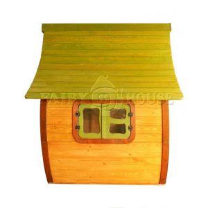 Вулична дерев'яна дитяча хатинка Ельфа  фото 8