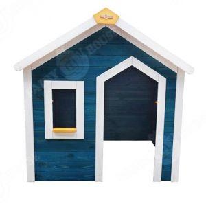 Дерев'яний будиночок сонячного міста для дітей (2) фото 3