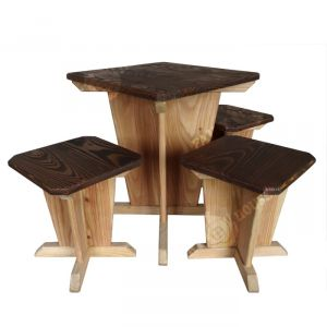 Набір меблів лісовика фото 1
