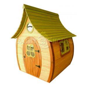 Вулична дерев'яна дитяча хатинка Ельфа  фото 7