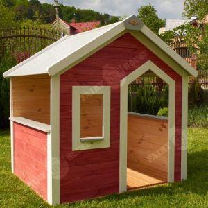 Дерев'яний будиночок Сонячного міста для дітей (3) фото 3