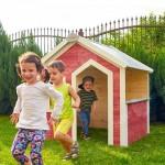 Дерев'яний будиночок Сонячного міста для дітей (3) фото 1