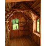 Будинок дерев'яний ЗАБОРОНЕНОГО ЛІСУ фото 4