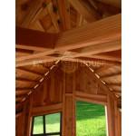 Будинок дерев'яний ЗАБОРОНЕНОГО ЛІСУ фото 5