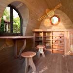 Дерев'яний будинок Нора Фродо фото 3