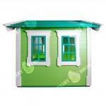 Дерев'яний вуличний будиночок Мініпутів для дітей(1) фото 3