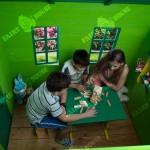 Дерев'яний вуличний будиночок Мініпутів для дітей(1) фото 1