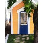 Дерев'яний вуличний будиночок Мініпутів для дітей(2) фото 2