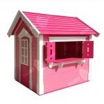 Дерев'яний будиночок Мініпутів для дітей(3) фото 1