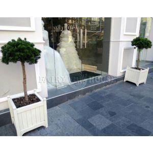 Дерев'яний КВІТНИК для рослин Версаль Д55*Ш55*В60 фото 7