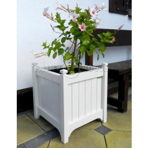 Дерев'яний  КВІТНИК для рослин та квітів Версаль Д63*Ш63*В70 фото 12