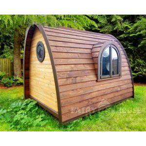 Дерев'яний будинок Нора Фродо фото 7
