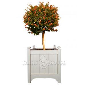 Дерев'яний КВІТНИК для рослин Версаль Д55*Ш55*В60 фото 1
