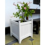 Дерев'яний  КВІТНИК для рослин та квітів Версаль Д63*Ш63*В70 фото 10