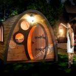 Дерев'яний будинок Нора Фродо фото 1