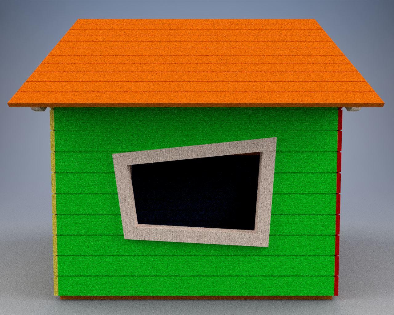 Огляд меблів для дерев'яного дитячого будиночка