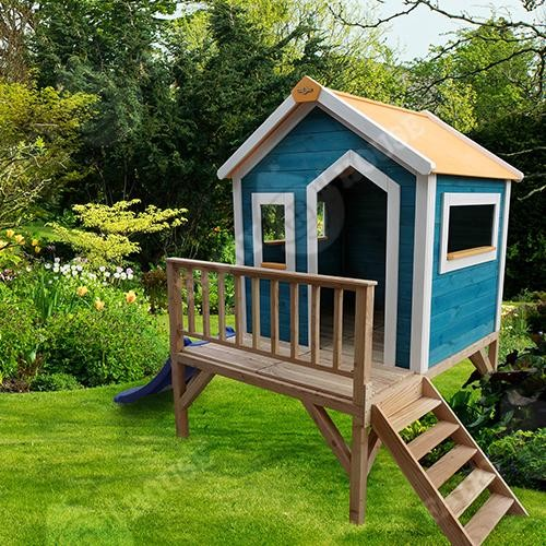 Чому будиночок є таким важливим для дитини?