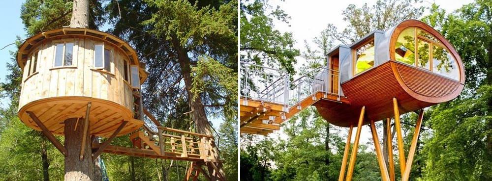 дитячий домік на дереві
