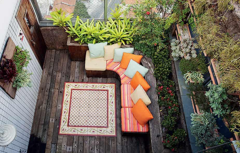 Фото 1 Озеленення терас і балконів