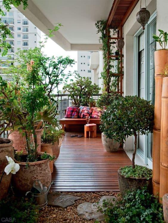 Фото 2 Озеленення терас і балконів