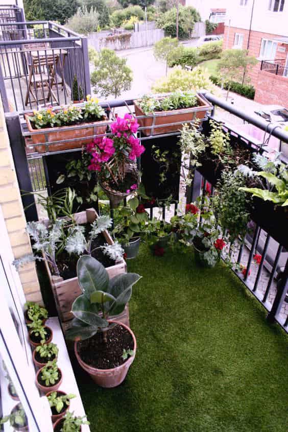 Фото 4 Озеленення терас і балконів